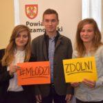 Jakub Szymankiewicz iJulia Brodziszewska najlepsi wpowiecie!