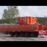 Megatransport jadący przezWronki – wspomnienie [wideo]