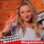 Magda Janicka wdrużynie Tomsona iBarona