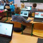 Nowa Wieś uczestniczyła wCode Week
