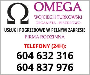 omega wronki usługi pogrzebowe