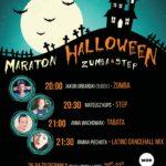 Halloweenowy maraton tańca