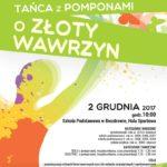 2 grudnia IV Konkurs Tańca oZłoty Wawrzyn