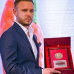 """Marcin Szwak znagrodą """"GRAND AWARD – 3 widelce"""""""