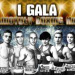 I Gala Szamotuły Boxing Night
