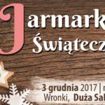Jarmark Świąteczny już 3 grudnia