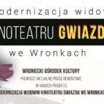 """""""Gwiazda"""" wgruntownej modernizacji"""