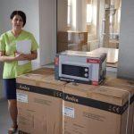 Amica przekazała szpitalowi sprzęt AGD