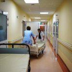 Nowe łóżka naoddziale chirurgicznym