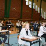 Próbne egzaminy gimnazjalne wSzkole Podstawowej Nr3