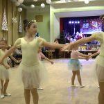Sekcja baletowa WOK naWOŚP-ie