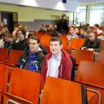 Uczniowie zLeśnej wczołówce konkursu ELEKTRON