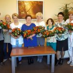 Spotkanie zemerytami wszamotulskim szpitalu