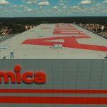 Od 1 kwietnia nadwa tygodnie Amica zawiesza produkcję weWronkach