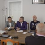 Sesja nadzwyczajna wsprawie okręgów wyborczych