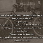 Wystawa motorowa sekcji MOTO Wronki już wnajbliższą sobotę