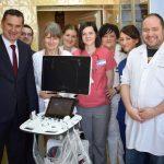 Więcej sprzętu dla szamotulskiego szpitala