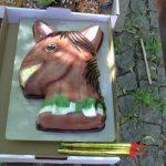 Drugie urodziny osiołka Psikusa [foto]