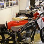 Wystawa motorowa wmuzeum [foto]