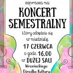Koncert artystów z World of Music