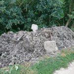 Nowe dzikie wysypisko śmieci wPopowie- pomóżcie! prosi Czytelnik