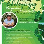 Robert Makłowicz naPikniku Ekologicznym 10 czerwca