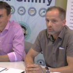 O dalszym losie Wronek poulewach nakonferencji prasowej zprezesem PK iburmistrzem [wideo]