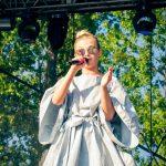 Występ Magdaleny Janickiej zzespołem [wideo]
