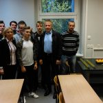 Absolwent wspiera szkołę naLeśnej