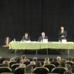 Debata kandydatów naburmistrza MiG Wronki [WIDEO]