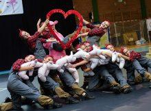 Festiwal Tańca Mażoretkowego Wirująca Pałeczka