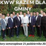 Wszystkie obietnice komitetu Mirosława Wieczora nanajbliższe 5 lat