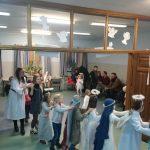 Korowód wszystkich świętych wparafii św.Urszuli naBorku