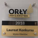 Orły Fryzjerstwa 2018 dla Patrycji Brzozowskiej iSalonu PATI!