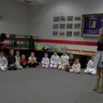 Spotkanie świąteczne zWronieckim Klubem Karate [wideo]