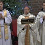 Abp Grzegorz Ryś poprowadził mszę wewronieckiej parafii św.Katarzyny [wideo] [foto]
