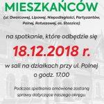Radna Agnieszka Bartniczak – Ginalska zaprasza naspotkanie