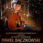 Koncert Noworoczny Pawła Bączkowskiego