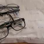 Okulary dla Afryki możesz oddać wewronieckiej TĘCZÓWCE