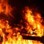 Dziś wnocy spłonął dom wChojnie. Czteroosobowa rodzina potrzebuje pomocy!