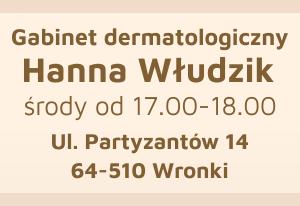 dermatolog wronki