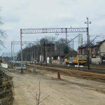 Modernizacja linii PKP trwa [foto]