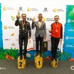 Marek Kopras nanajwyższym podium City Trail 2018/2019