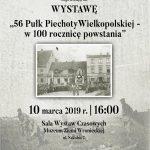 W niedzielę otwarcie wystawy WSH Historica