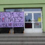 Strajk wewronieckich szkołach – obiektywem Stefana Golona [foto]