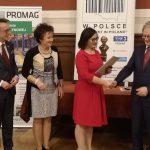 Magdalena Prętka – nagrodzona Medalem Młodego Pozytywisty H. Cegielskiego