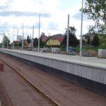 Nowe zdjęcia zmodernizacji linii kolejowej weWronkach [foto]