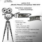 Wronki – Filmowa retrospekcja 1965-1972
