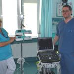 Nowy ultrasonograf wszpitalu szamotulskim