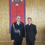 Marek Regdosz laureatem ogólnopolskiego Turnieju Wiedzy Pożarniczej